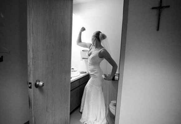 """Hừm, """"chụy"""" đã sẵn sàng để lấy chồng. (Ảnh: Internet)"""