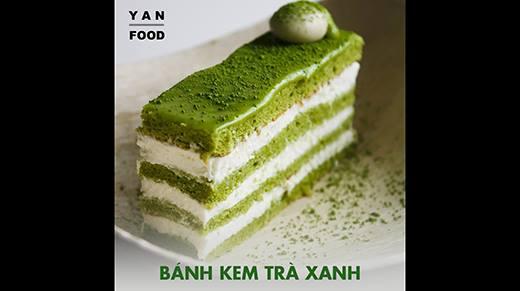 Những loại bánh trà xanh cho tín đồ mê ngọt