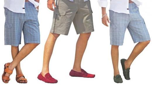 Những lưu ý trang phục phái mạnh cần biết trong kì nghỉ hè