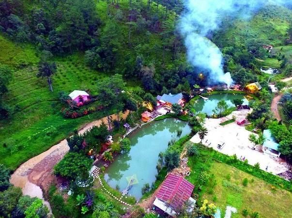 """Du lịch Đà Lạt - Top cà phê """"view rừng"""" đẹp chao đảo ở Đà Lạt"""