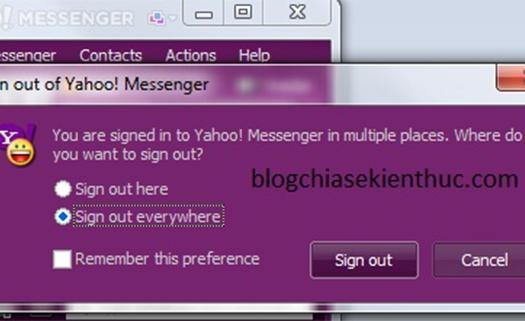Đã xác định được ngày chính thức khai tử Yahoo Messenger!