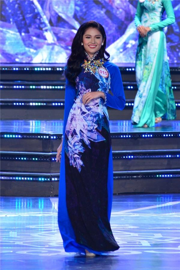 Huỳnh Thị Thùy Dung, sinh năm 1996, sinh viên Đại học Ngoại thương