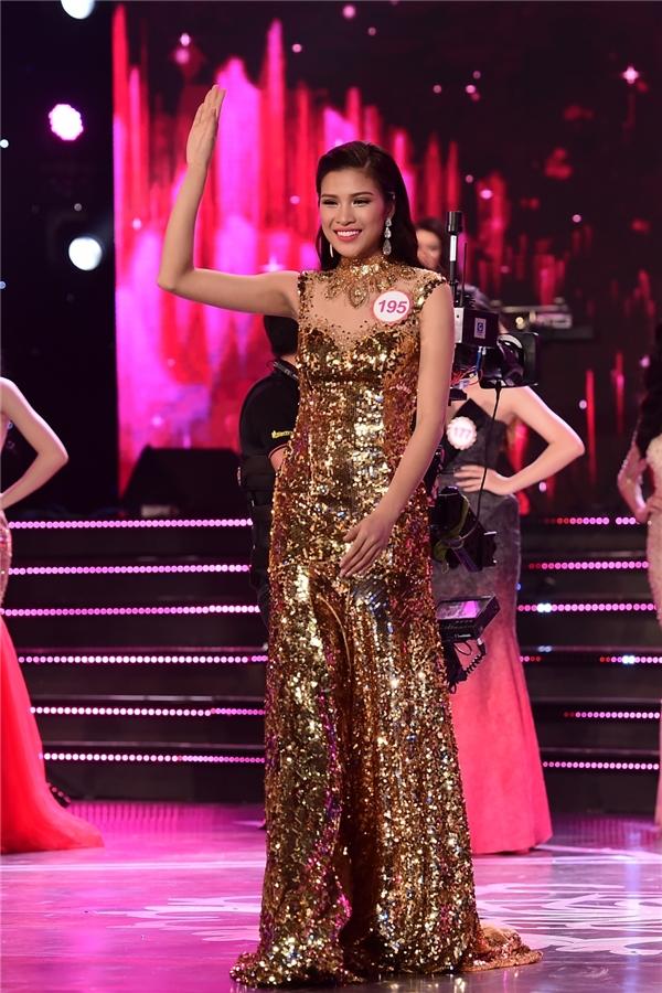 Nguyễn Thị Thành, sinh năm 1996, sinh viên Đại học Kinh doanh và Công nghệ Hà Nội