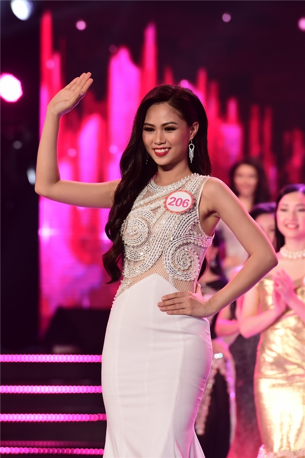 Hoàng Thị Phương Thảo, sinh năm 1994, sinh viên Đại học Sư phạm TP.HCM