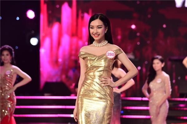 Lê Trần Ngọc Trân, sinh năm 1995, sinh viên Đại học Khoa học Huế