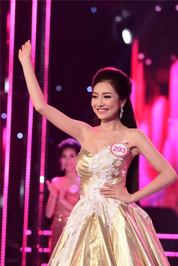Bùi Nữ Kiều Vỹ, sinh năm 1994, sinh viên Cao đẳng Thương mại Đà Nẵng
