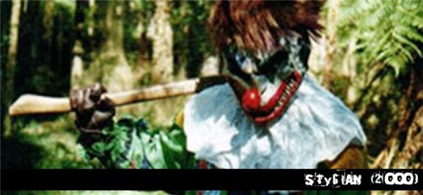 Stygian kể về cặp đôi Jamie và Melinda bị lừa đến một thế giới kỳ quái tên là Exile.