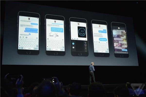 phiên bản iOS 10
