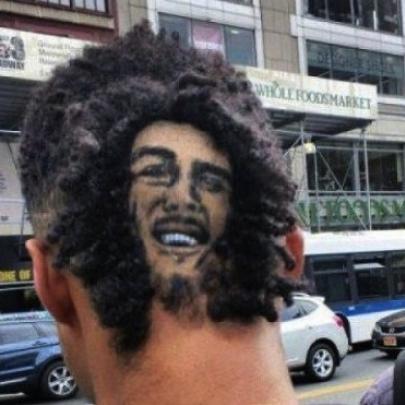 Tạo hình mặt người đang là hot trend nhỉ? (Ảnh: Internet)