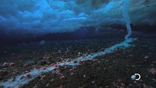 Cận cảnh hiện tượng kì vĩ có thể đã khởi nguồn sự sống trên trái đất