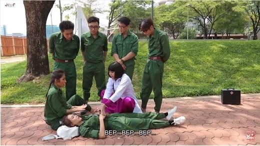SchoolTV: Lộ diện hậu duệ....cô giáo Khánh