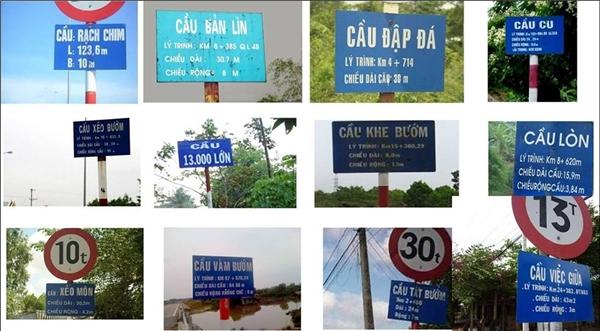 """Còn đây là """"bộ sưu tập"""" các cây cầu """"độc nhất vô nhị"""" của Việt Nam. (Ảnh: Internet)"""