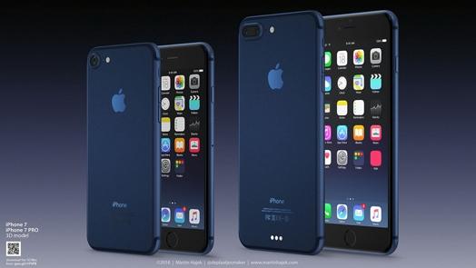 Ngắm chiếc iPhone 7 màu xanh đại dương khiến dân tình nổi sóng