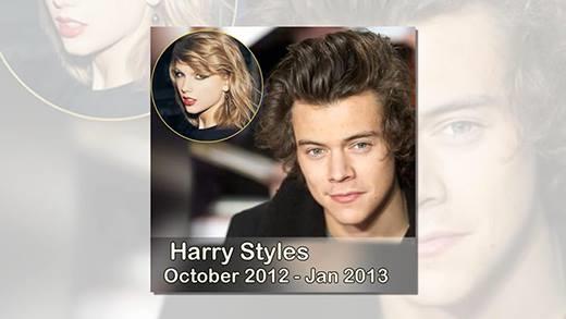 Những bạn trai năm ấy chúng ta từng thích đều bị Taylor