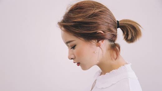 4 cách tạo kiểu đặc biệt dành riêng cho những cô nàng tóc ngắn
