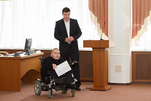 """AnhValery Spiridonov sẽ tham gia cuộc phẫu thuật ghép đầu người """"thếkỉ"""" vào năm sau. (Ảnh: Internet)"""