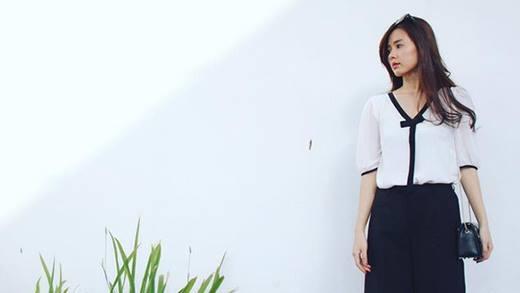 Học tập phối quần culottes đẹp như sao Việt xua tan nắng nóng