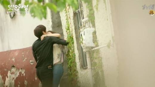 Nụ hôn mãnh liệt nhất lịch sử phim Hàn đánh bật
