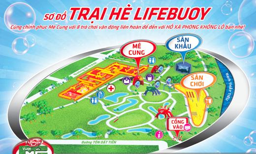 Đồng hành cùng nhãn hàng Lifebuoy còn có công ty TNHH Phát triển Phú Mỹ Hưng - Tin sao Viet - Tin tuc sao Viet - Scandal sao Viet - Tin tuc cua Sao - Tin cua Sao