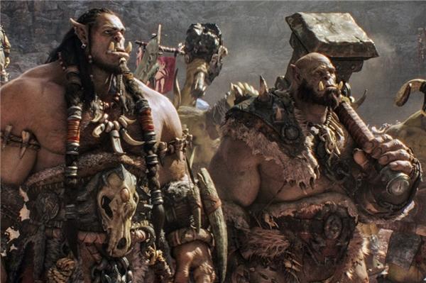 Warcraft nằm trong top 10 tác phẩm điện ảnh ăn khách nhất kể từ đầu năm.