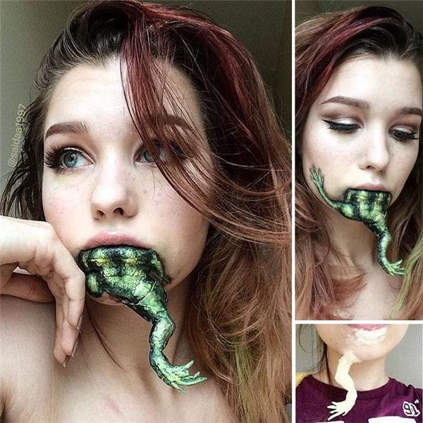 Ăn ếch sống đấy các bạn ạ!