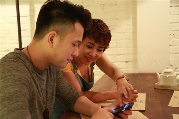 Thúy Hiền, Ngọc Khanh lên tiếng về nghi án hẹn hò