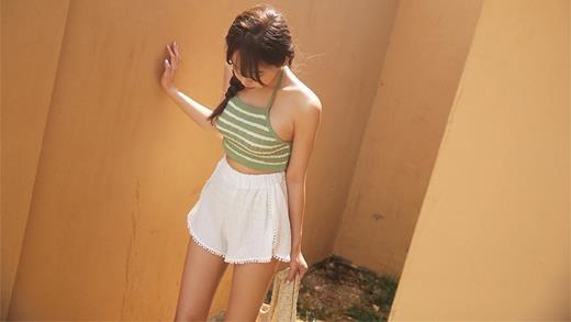 Mách bạn 5 cách diện quần short vải vừa đẹp vừa mát trong mùa hè