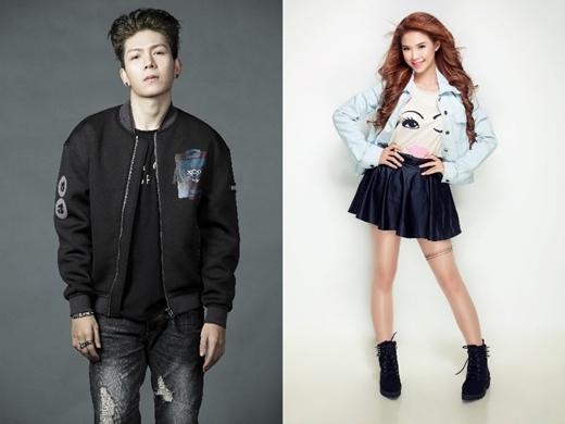 Cặp đôi Kelvin Khánh và Khởi My.