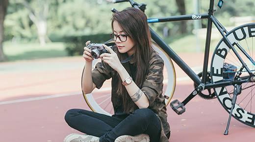 Ngắm vẻ đẹp không tuổi, như vừa 20 của hot vlogger An Nguy
