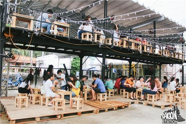 Saigon Station phiên bản mùa hè đã quay trở lại