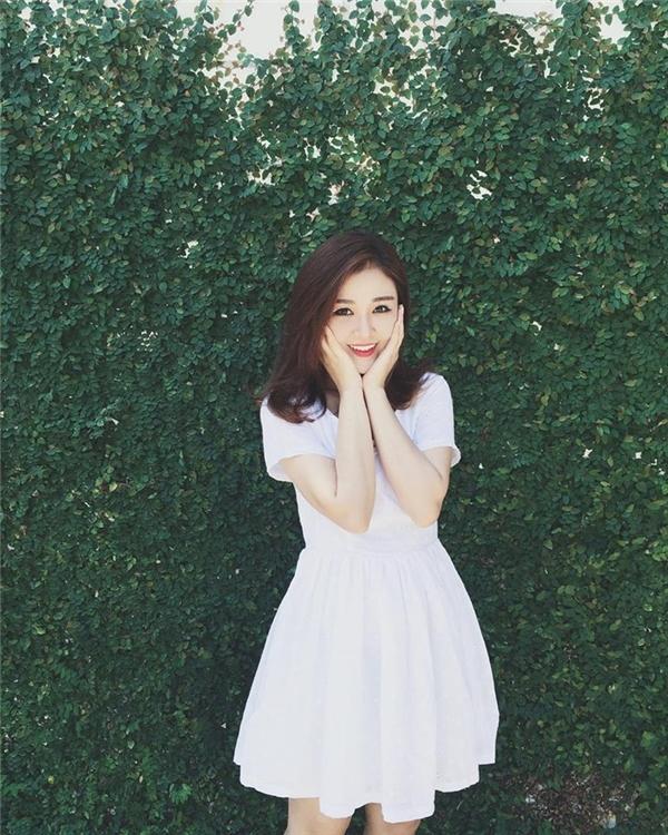 Vẻ đẹp ngọt ngào của Ribi Sachi - hot girl đến từ Gia Lai