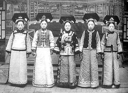 Những nàng công chúa Trung Hoa xưađược xem là những con tốt thítrong những cuộc hôn nhân chính trị, ngoại giao. (Ảnh: Internet)