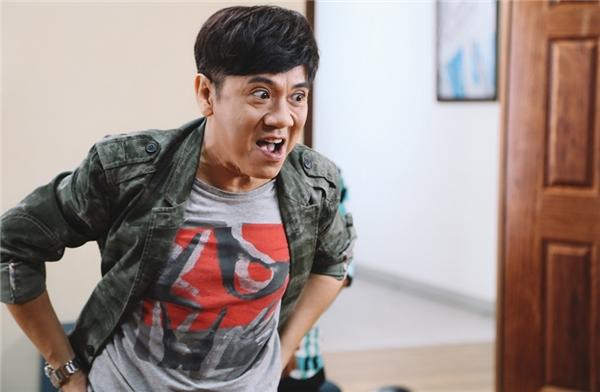 Thành Lộc tỏ ra vô cùng hứng thú với dự án điện ảnh mới.
