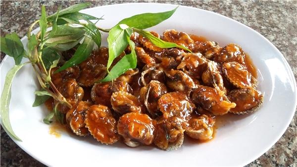 """Ẩm thực Nha Trang - Sò huyết Thủy Triều - món """"hải sản vua"""" tại Nha Trang"""