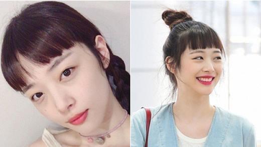 Học tập 4 xu hướng thời trang mùa hè được thần tượng Hàn yêu thích