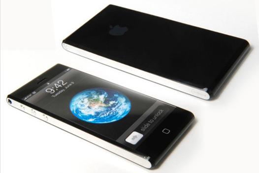 Nhìn thiết kế cũng không quá tệ nhưng hãy thử nhìn chi tiết xem, cạnh viền bên được vátvuông trong khi cạnh dưới lại được bo tròn khiến cho việc cầm nắm iPhone không được dễ chịu.(Ảnh: Internet)
