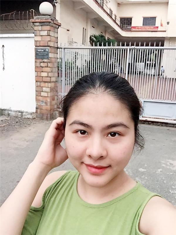 Được biết, Vân Trang đã tăng lên 10kg trong thời gian thai kì và thường xuyên bị ốm nghén. - Tin sao Viet - Tin tuc sao Viet - Scandal sao Viet - Tin tuc cua Sao - Tin cua Sao
