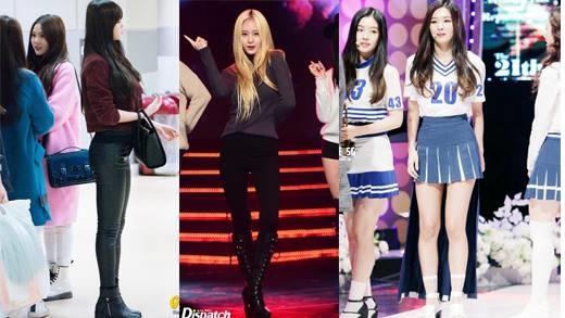 Những thần tượng Kpop