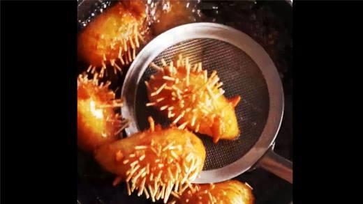 Khoai tây lông nhím, thế hệ mới của khoai tây lốc xoáy