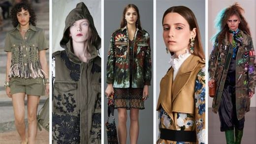 11 xu hướng thời trang