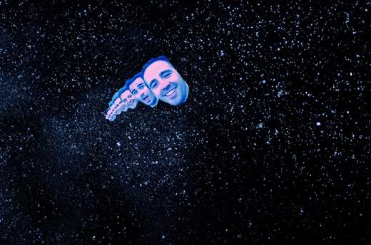Không lẽ đây chính là ngôi sao chổi đã mang các chàng rớt xuống Trái Đất này?