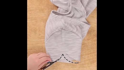 Biến tấu áo thun đơn giản nhí nhảnh và siêu đáng yêu