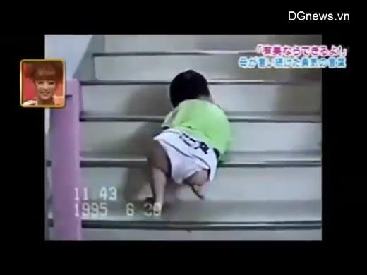 Nghị lực sống đáng nể của cô gái Nhật không tay, một chân