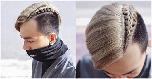 Ngay cả giới trẻ Việt Nam cũng nhanh chóng cập nhật xu hướng tóc mới này.