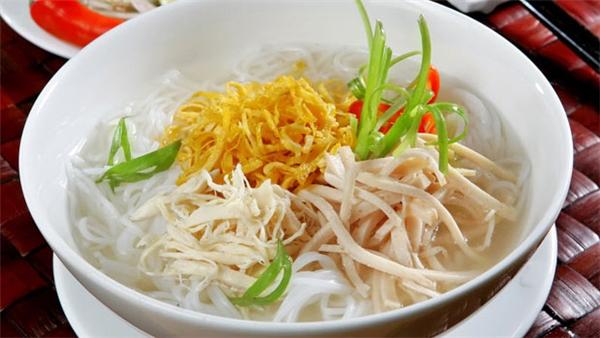Ẩm thực Hà Nội - Đến Hà Nội tận hưởng những món bún ngon vô cùng đậm đà, đặc sắc