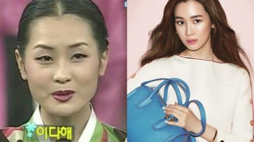 7 mĩ nhân Hàn sở hữu vẻ đẹp tự nhiên dù thừa nhận dao kéo