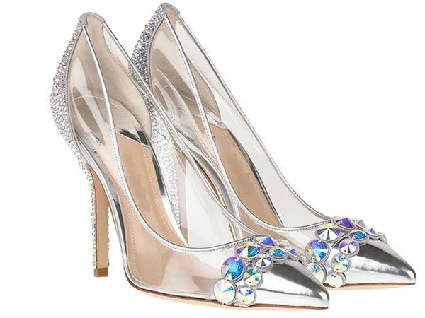 Nhựng mẫu giày lung linh dành riêng cho nàng Lọ Lem