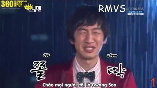 Vì sao Lee Kwang Soo được mệnh danh là