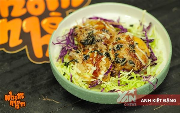 cách làm bánh bạch tuộc takoyaki
