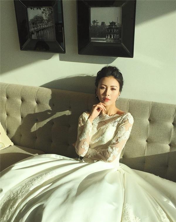 Vũ Ngọc Châm thường được mời tham gia làm người mẫu ảnh.